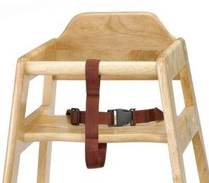 Tablecraft Brown Replacement High Chair Strap (67)