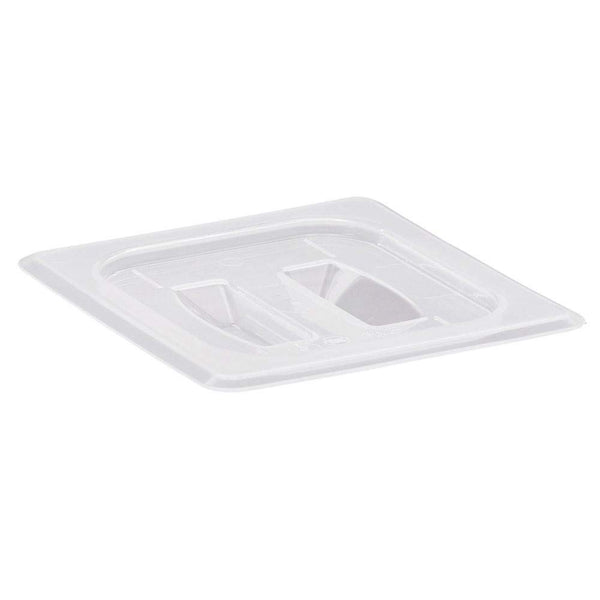 Cambro (60PPCH190) One-Sixth Size Food Pan Cover w/ Handle