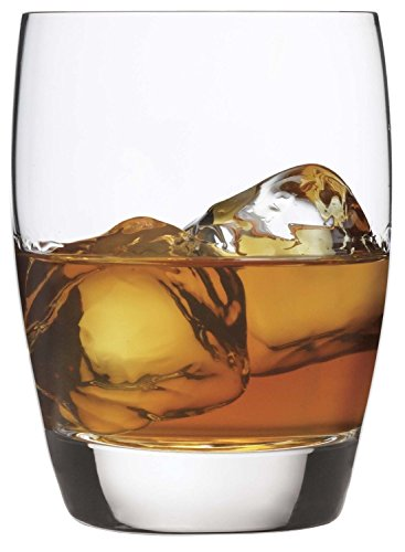 Luigi Bormioli Michelangelo Masterpiece 15-3/4-ounce Double Old Fashion, Set of 8