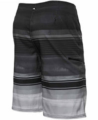 O'Neill Men's Brisbane Lennox Board Shorts - Brisbane Black, Size 36