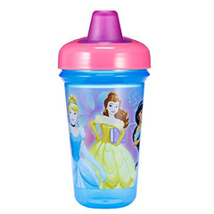 The First Years Disney 2 Piece Baby Stackable Soft Spout Cup, Princess
