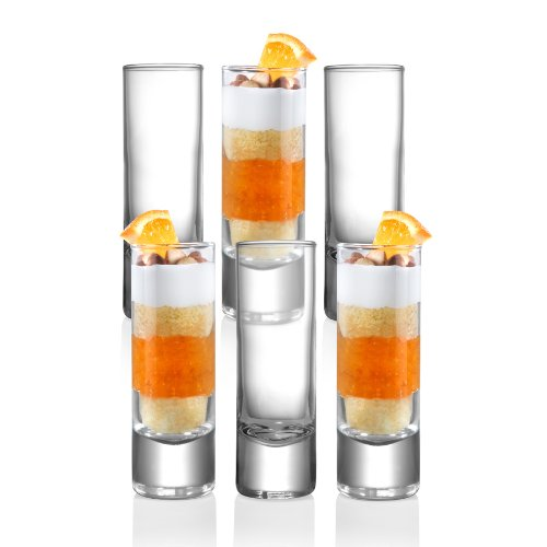 Luminarc Cool Shots 6-Piece Islande Shot Glass, 2-Ounce