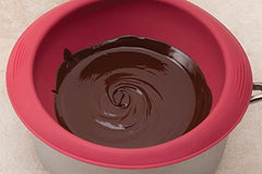 Rose's Silicone Baking Bowl and Double Boiler