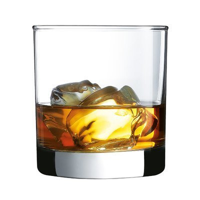 Luminarc Barcraft Coupe Cocktail (Set of 4), 5.5 oz, Clear