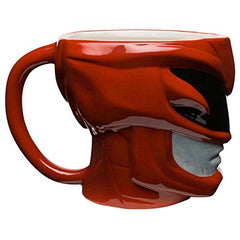 Zak Designs Sculpted Mug - Power Rangers