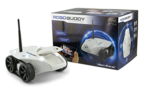 Swift Stream Robobuddy Wireless Remote Control Vehicle