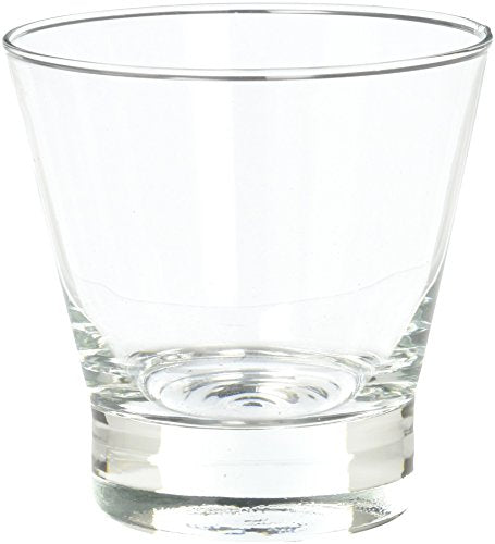 Arc International Barcraft Double Old Fashioned, Set Of 4, Clear, 10.75 oz