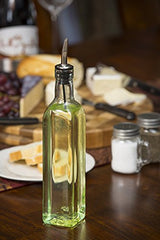 Tablecraft (916M) 16 oz Oil & Vinegar Cruet