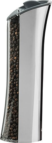"Trudeau 716946 8""""Gravity Plus"" Electronic Pepper mill, Multicolor"