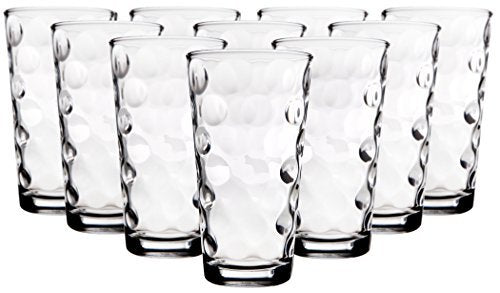 Eclipse High Ball Glass 17 oz., set of 10
