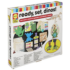 ALEX Toys Little Hands Ready Set Dinos