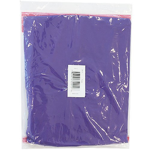 Party Dimensions Single Count Plastic Table Skirt, 29 by 14-Feet, Purple