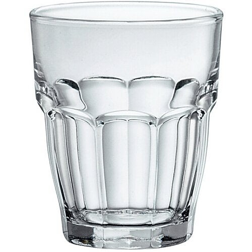 Bormioli Rocco Rock Bar Shot Glass, Set of 12