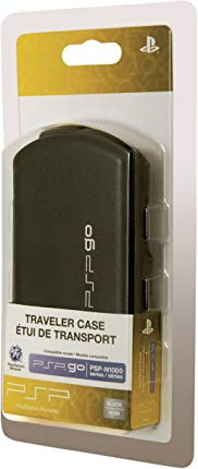 PSPgo Traveler Case - Black