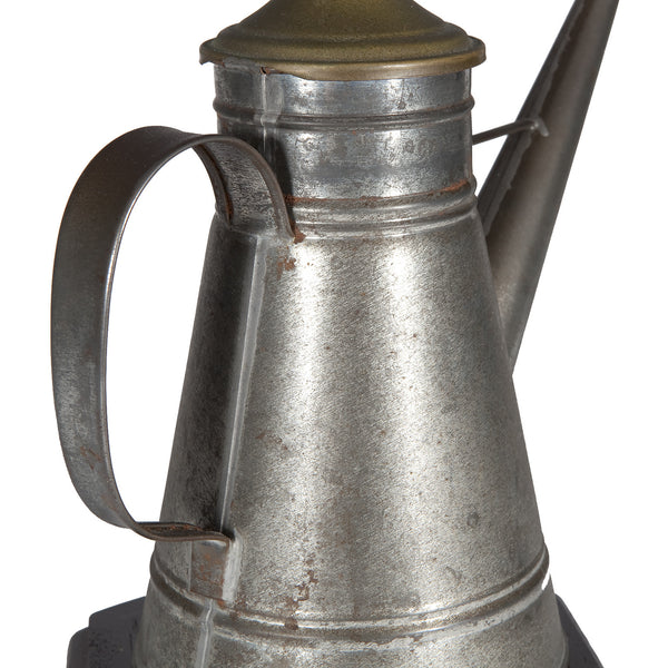 Vintage Silver Metal Spout Pitcher