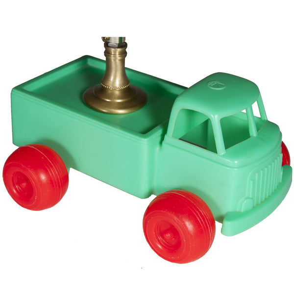 Mini Kids Vintage Toy Truck Table Lamp
