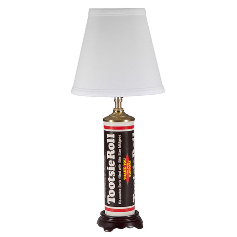 Unique Tootsie Roll Bank Lamp