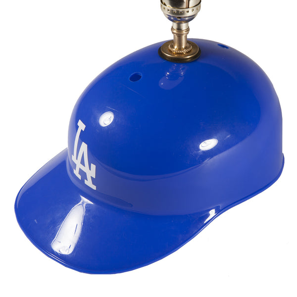 LA Dodgers Batting Helmet Hat Baseball Lamp