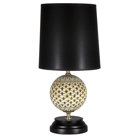Unique Round Ball Table Lamp