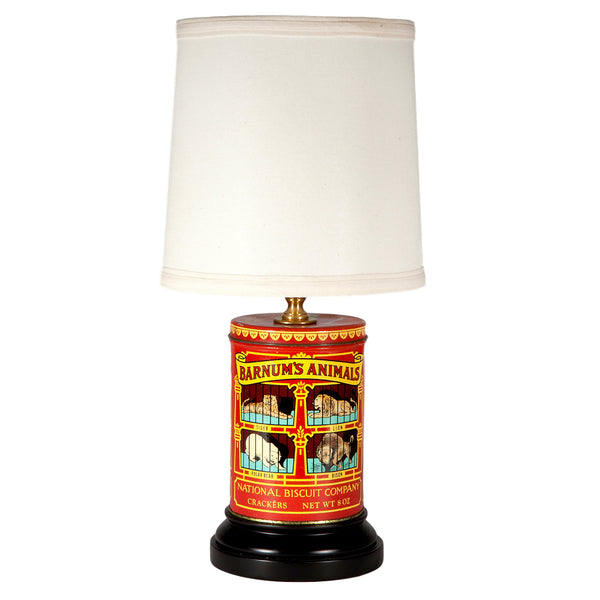 Vintage Animal Crackers Lamp