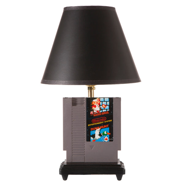 Vintage Nintendo Mario Bros. Game Lamp
