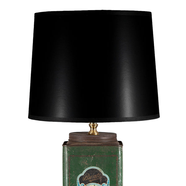Vintage Green Bunte Candy Tin Lamp