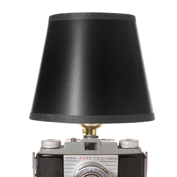 Vintage Kodak Pony 135 Camera Lamp