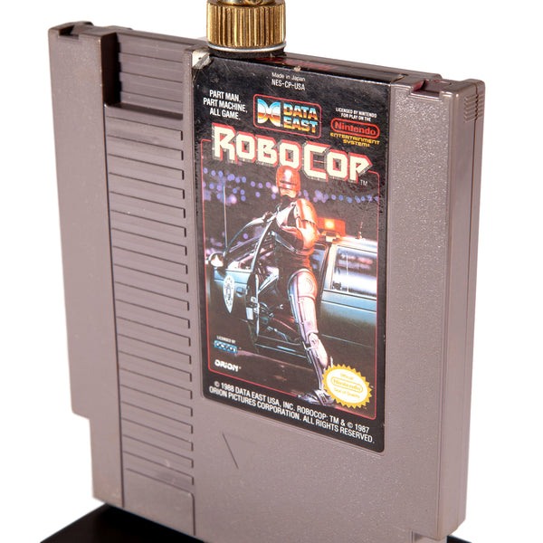 Vintage RoboCop Video Game Lamp
