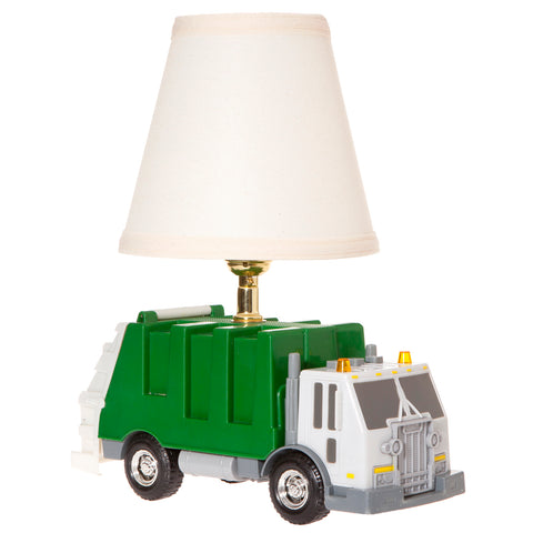 Toy Garbage Truck Lamp