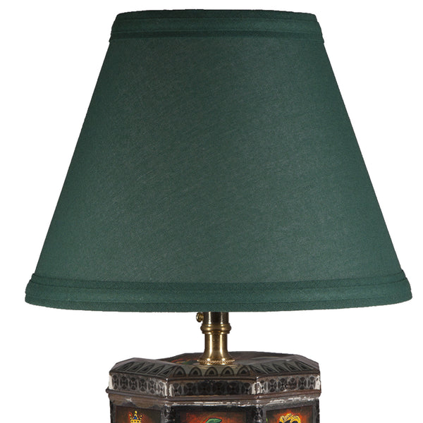 Vintage Historic Kings Caddy Lamp