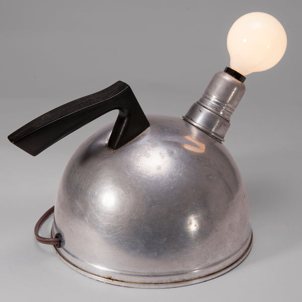 Vintage Retro Teapot Kitchen Lamp