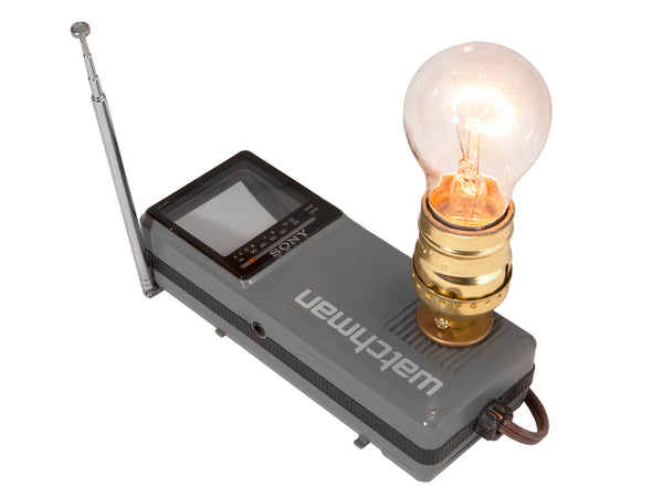 Sony Watchman Portable Pocket Television Lamp