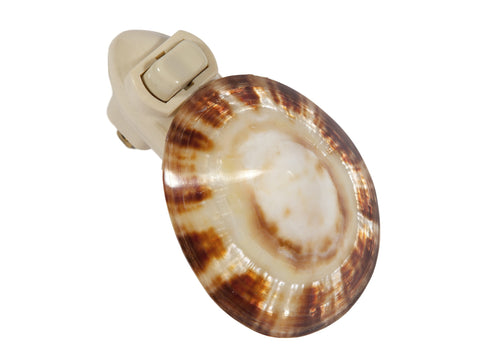 Extra Large Seashell Plug In Night Light