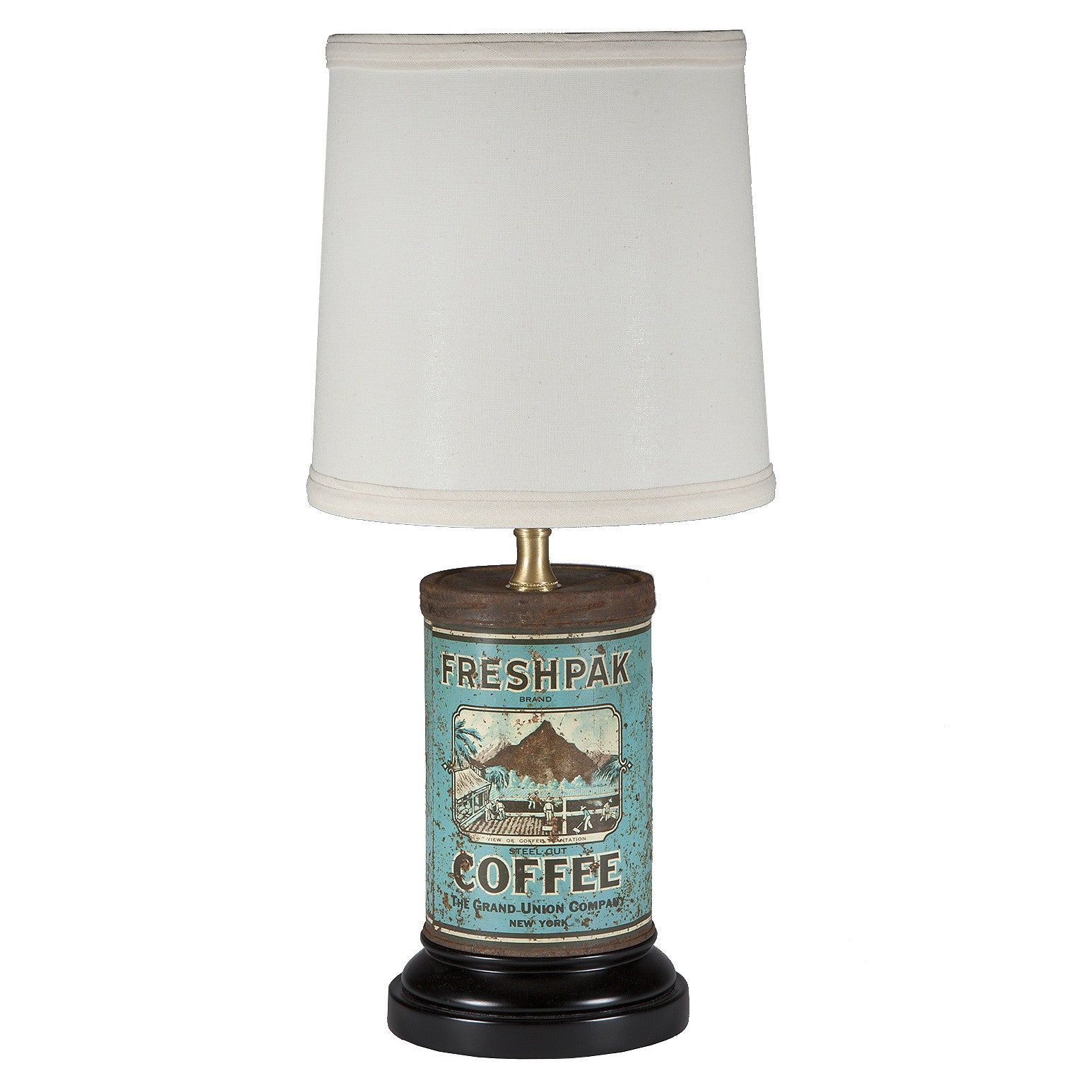 Kitchen Lamp Vintage Blue Coffee Can Kitchen Lamp Lampstorecom