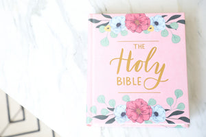 Wheat and Honey Co-Hand Painted Bibles