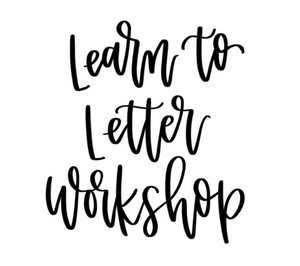Hand Lettering Tips and Tricks