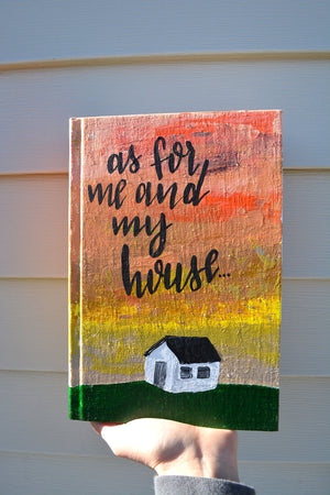 My House, ESV Large Print Thinline