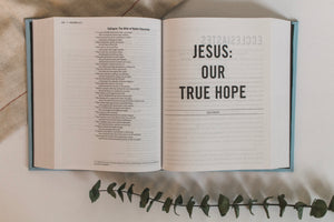 Custom Hannah Bible, NIV The Jesus Bible