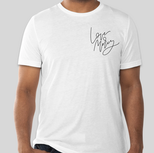Love Mercy Uni-Sex T-Shirt