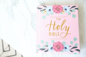 BUNDLE > BIBLE + STAY: An Invitation to Purposefully Focus on God's Presence and Promises