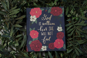 God Is Within Her, ESV Journaling Bible