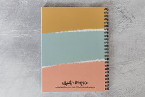 Wheatful Woman 3-Month Planner