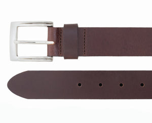 Style 10207- 35mm Buffalo Flat Edge Belt