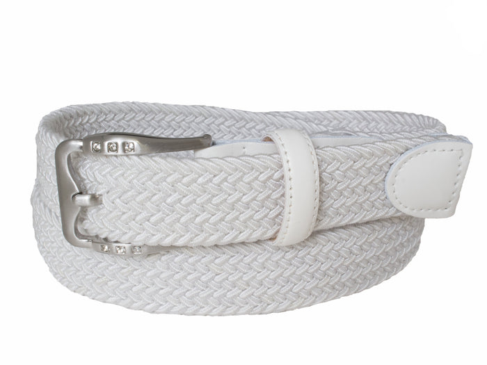 Stype 114129 - Women's Braided Golf Belt