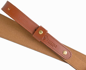 Grizzly Leather Cobra Sling with Ultrasuede Lining