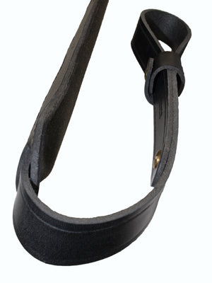 Grizzly Padded Slider Sling with Basketweave Emboss