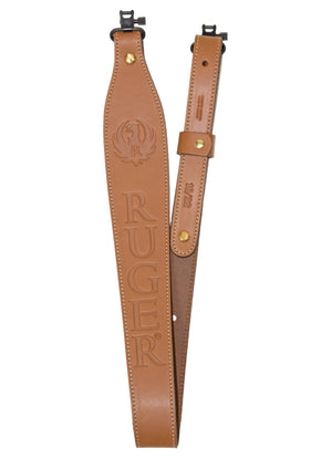 Ruger 10/22 Leather Cobra Sling