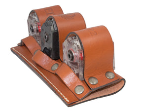Ruger Leather 10/22 3-Magazine Pouch