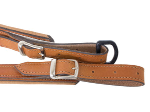"Grizzly 1"" Leather Padded Ranger Sling"