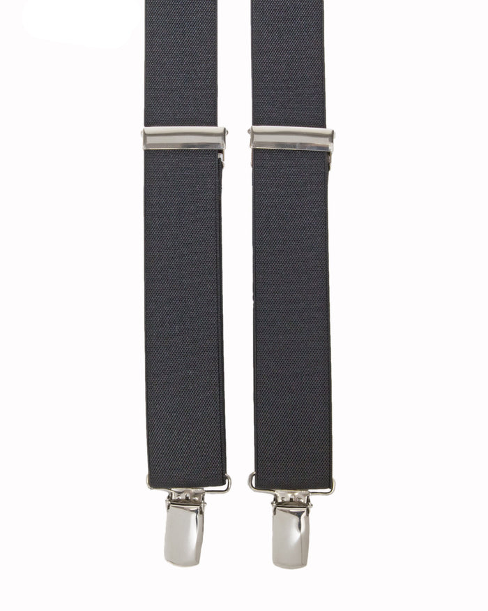 Style 51001 - 30MM Basic Clip-On Suspender